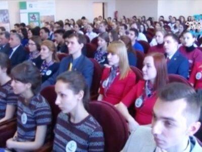 Сюжет о Всероссийской студенческой фармолимпиаде на Телевидении Орехово-Зуево
