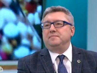 Виктор Дмитриев  — о развитии отечественного фармрынка в эфире программы «Деловое утро НТВ» 21 февраля 2018 года