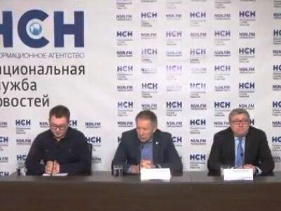 «Цена таблетки: Как изменится рынок фармацевтики в 2018 году?» Виктор Дмитриев на пресс-конференции в Национальной Службе Новостей