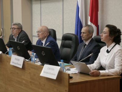 Круглый стол РСПП, ТПП, АРФП в Администрации Приморского края (Владивосток)
