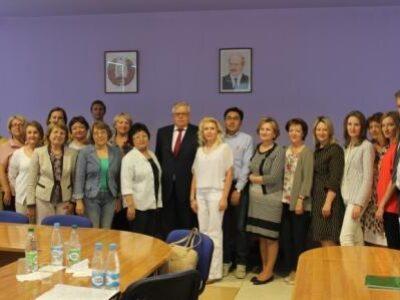 Тридцать третье заседание рабочей группы ЕЭК по формированию общих подходов к регулированию обращения ЛС в рамках ЕАЭС в г. Минске, Беларусь