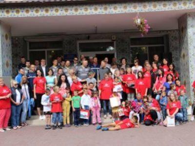 Визит Виктора Дмитриева в Центр помощи детям «Наш дом» Калининградской области