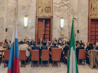 Международная медико-биологическая конференция «Meet in Italy for life sciences» в Риме