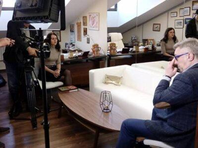 Виктор Дмитриев в программе «Добров в эфире» на телеканале РенТВ. Эфир в вс, 22.04 23:00