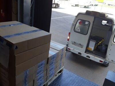 «АКРИХИН» Предоставил благотворительную помощь лечебно-профилактическим учреждениям в период эпидемии