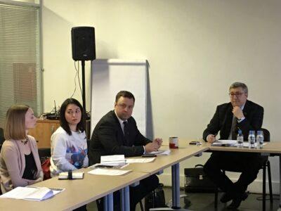 Заседание Комитета по здравоохранению Франко-Российской Торгово-промышленной палаты (CCI France Russie)