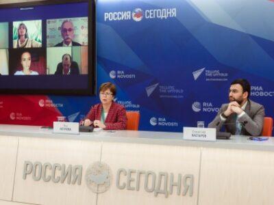 Опыт корпоративного волонтёрства России и Франции обсудили на международном форуме в Москве