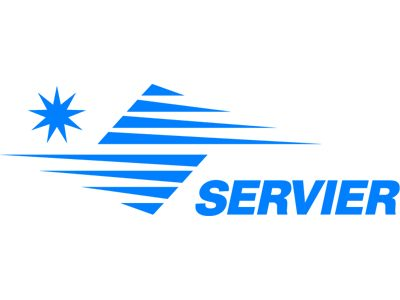 лого Сервье_синий